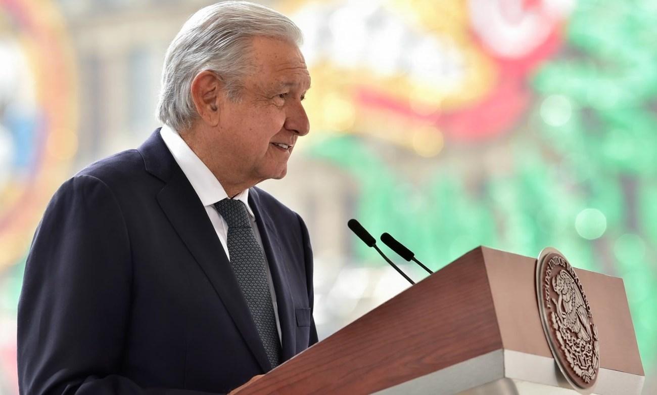 Discurso del presidente de Mexico Andres Manuel Lopez Obrador en los 500 anos de Resistencia Indigena. 1521 Mexico Tenochtitlan