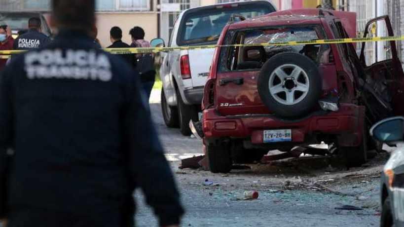 Explota paquete bomba en vivienda de Puebla anews