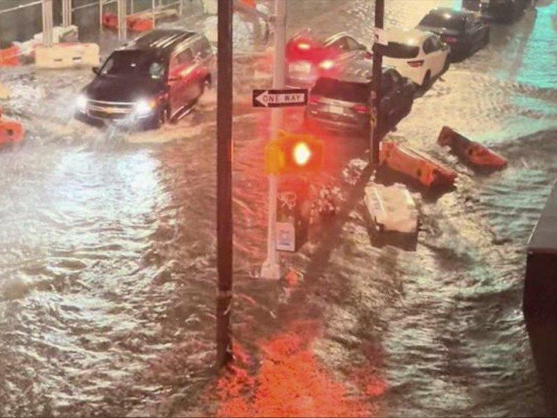 Nueva York inundaciones