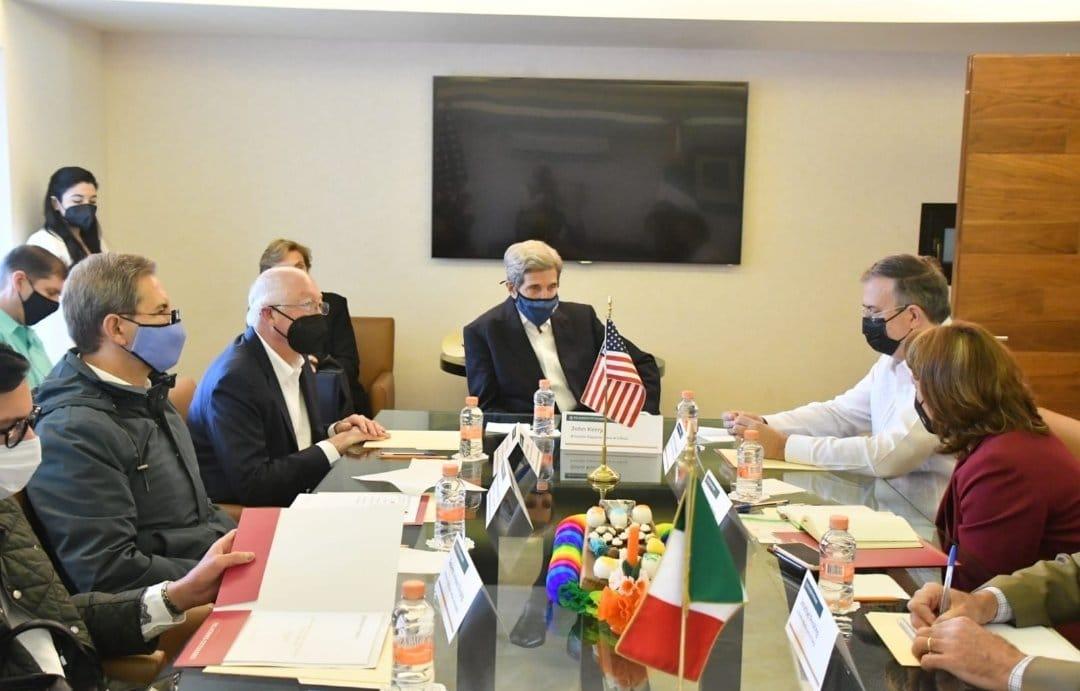 John Kerry Marcelo Ebrard