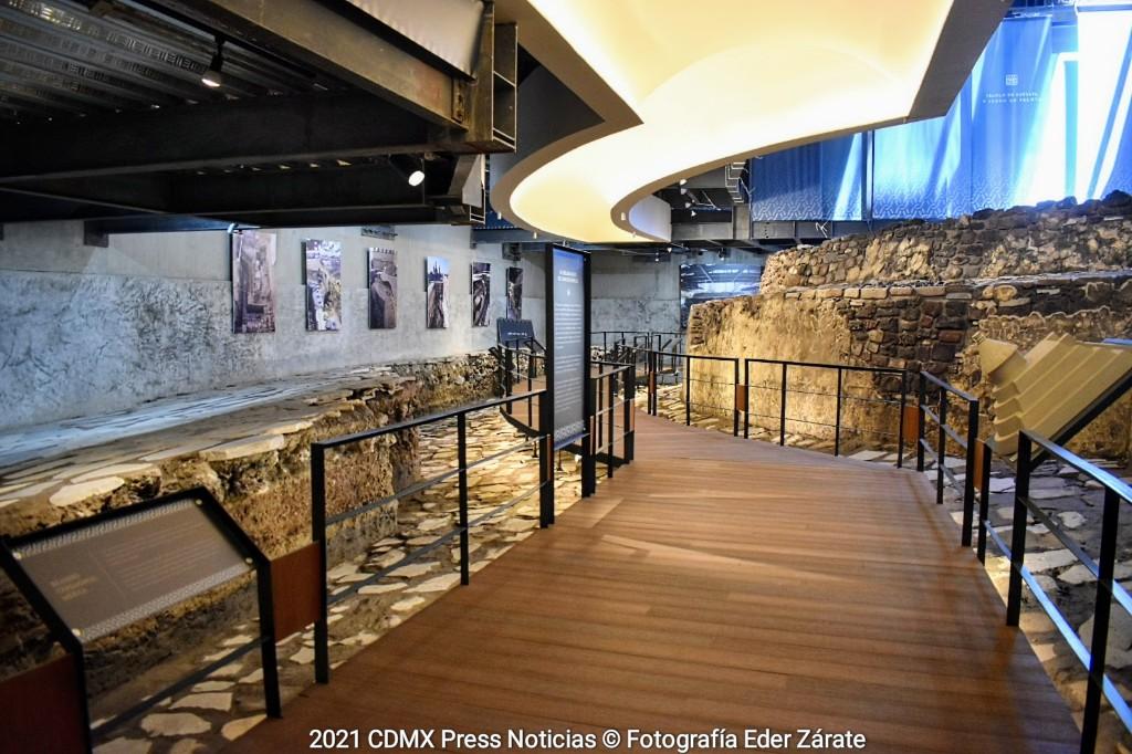 Pabellon de Ventanas Arqueologicas 3