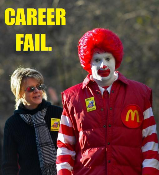 Career Fail