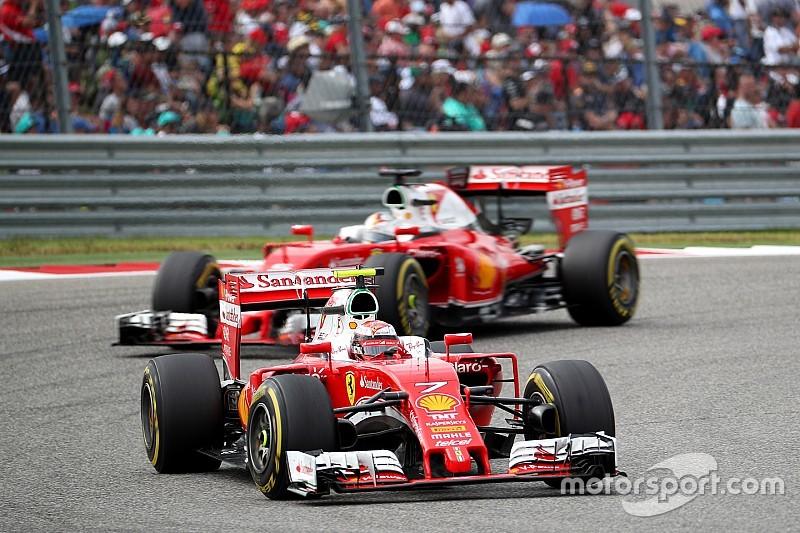 Vettel e Raikkonen in pista a Daytona per le Finali Mondiali Ferrari