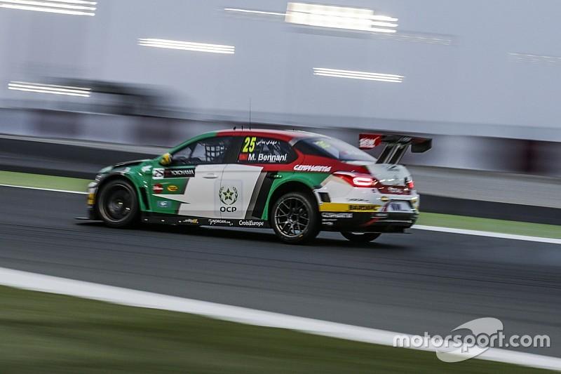 Pole position a sorpresa per Mehdi Bennani in Qatar