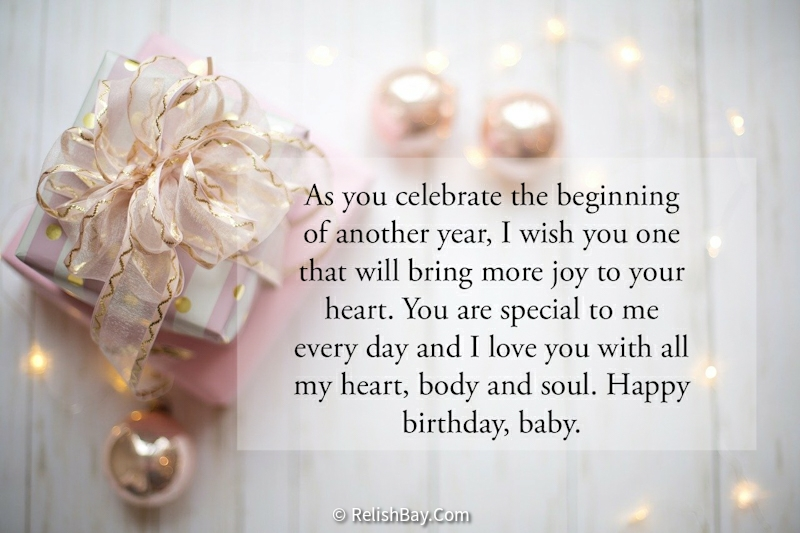 50 Happy Birthday Paragraphs For Girlfriend Relish Bay