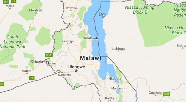The incident happened in Malawi