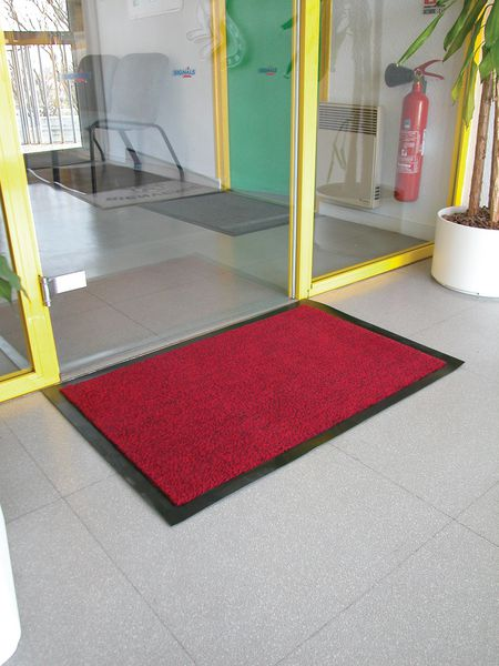 tapis anti poussiere sur mesure