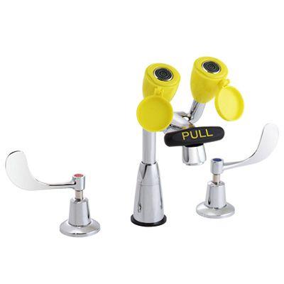 speakman eyesaver lead free eyewash faucet sef 1800 ca