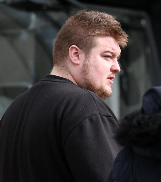 Ben Mooney (22) pictured at Dublin Circuit Criminal Court Pic Collins Courts