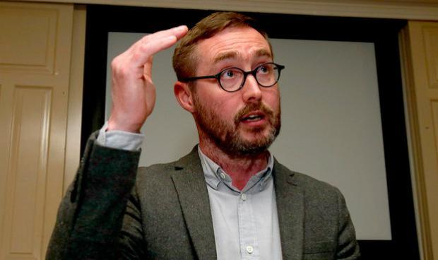 Sinn Féin's Eoin Ó Broin said councillors are being asked to work for 'a level of pay that I wouldn't ask anybody to accept for a full-time job'. Photo: Tom Burke