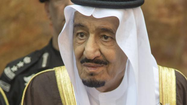 King Salman. Photo: PA