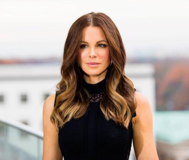 Actress Kate Beckinsale Attends The Berlin To Photocall For Underworld Blood Wars Wearing