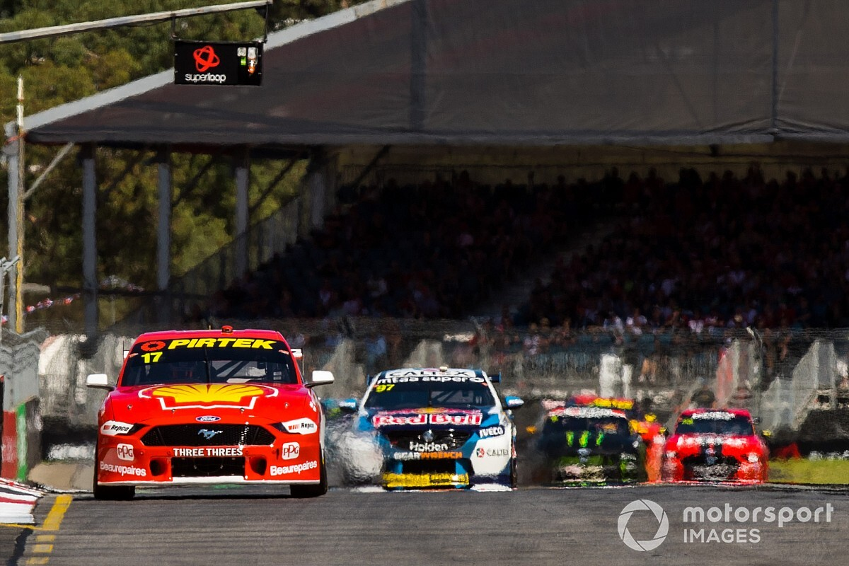 Photo of Supercars inks five-year Sky NZ TV deal