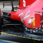 F1 Tech Ferrari Test Nieuwe Vloer Voor 2021 In Portugal