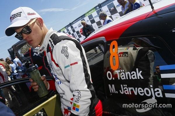 Il WRC dà i numeri: Tanak ancora con l
