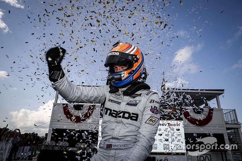 Road America IMSA: Bomarito, Tincknell clinch Mazda