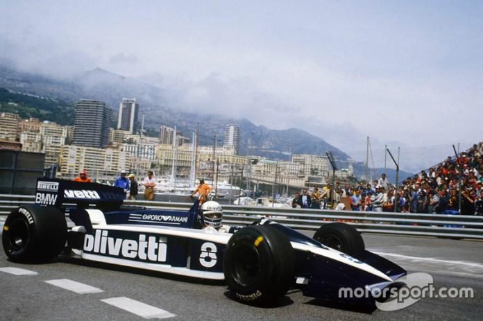 Brabham BT55 y McLaren MP4/4