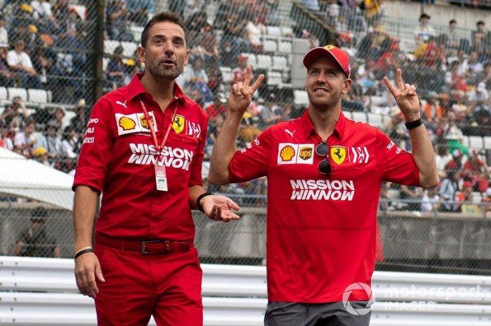 Sebastian Vettel, más metódico
