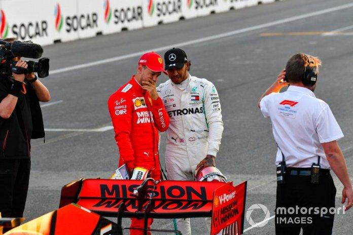 ¿El capítulo definitivo entre Vettel y Leclerc en Ferrari?