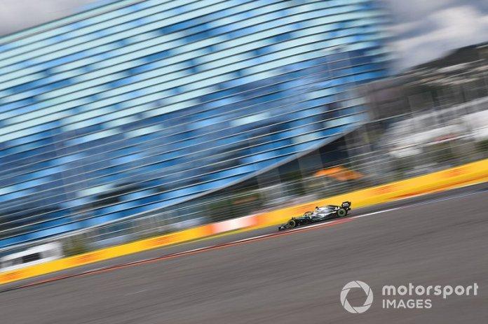 Lewis Hamilton, GP de Rusia