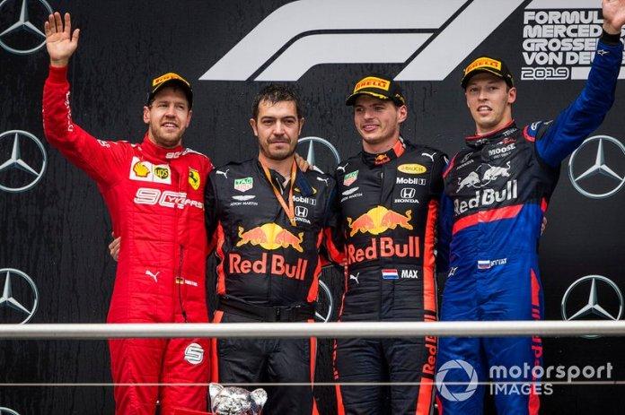7- GP de Alemania de 2019