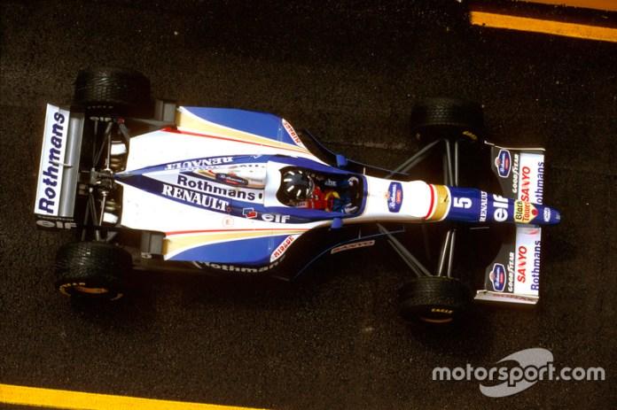 GP de San Marino de 1996
