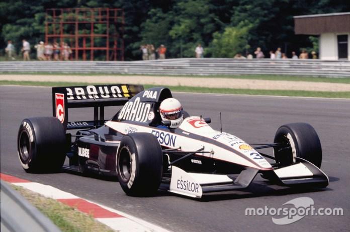 Tyrrell 020 (1991)