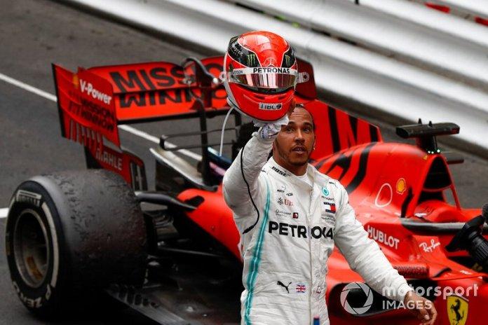 GP de Mónaco, Lewis Hamilton, Mercedes