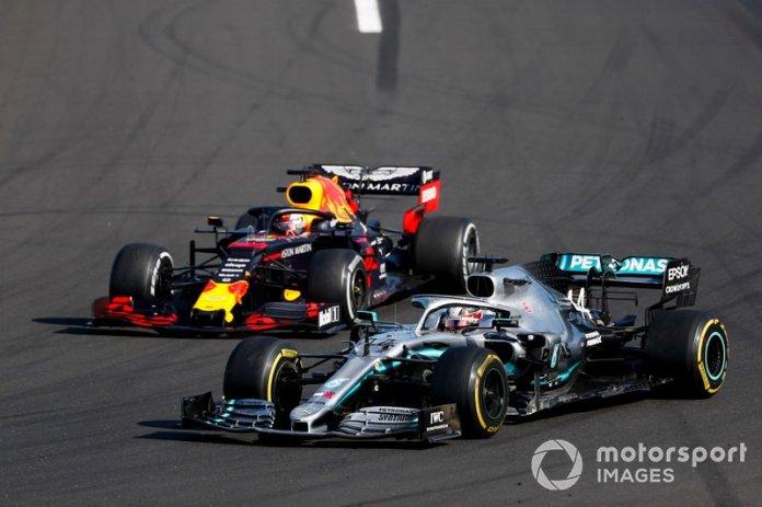 Verstappen se tiene que conformar con el segundo puesto