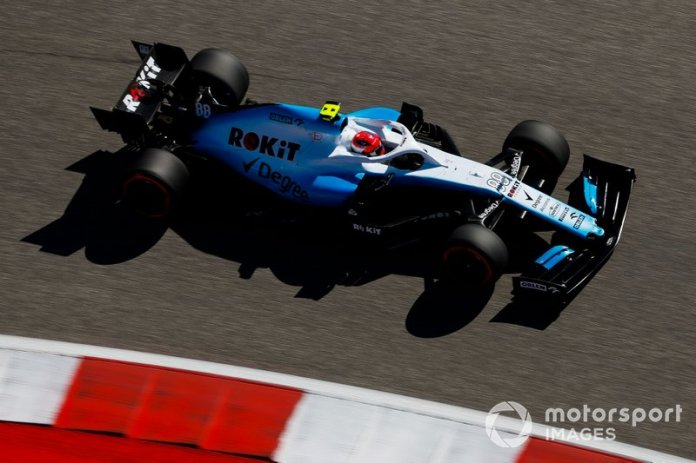 19.- Robert Kubica, Williams FW42, 1m35.808s