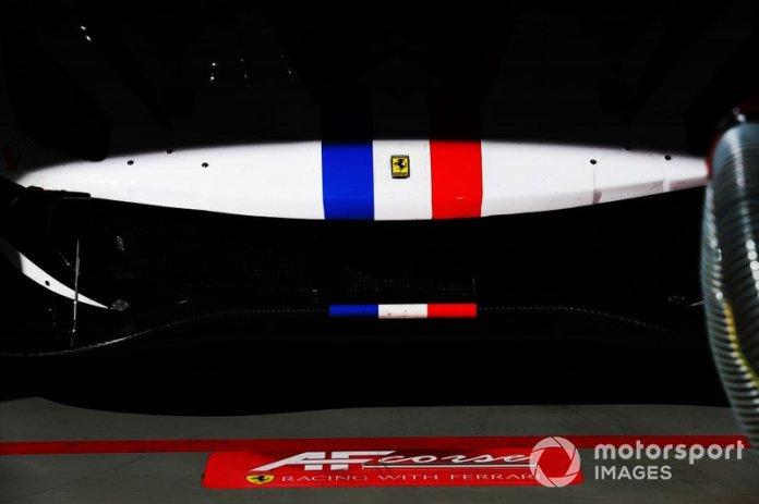 # 83 AF Corse Ferrari 488 GTE Evo: Francois Perrodo, Emmanuel Collard, Nicklas Nielsen