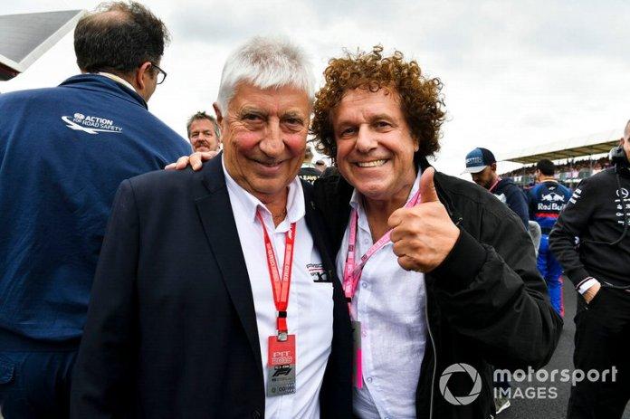 Herbie Blash y Leo Sayer