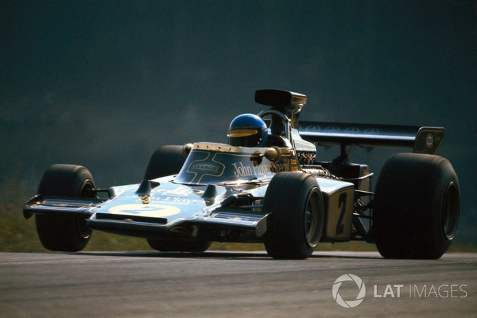 41: Ronnie Peterson, Lotus