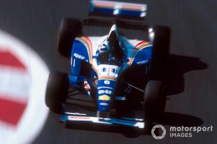 76: David Coulthard, Williams FW17