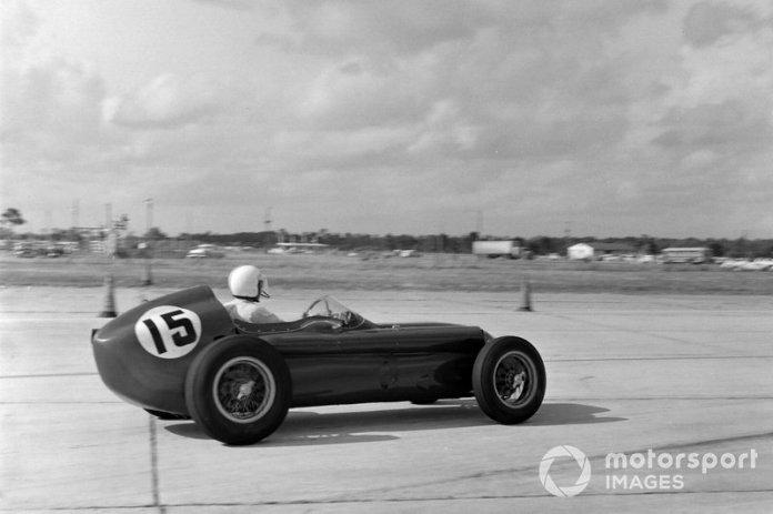 Fritz d'Orey, Tec-Mec Maserati