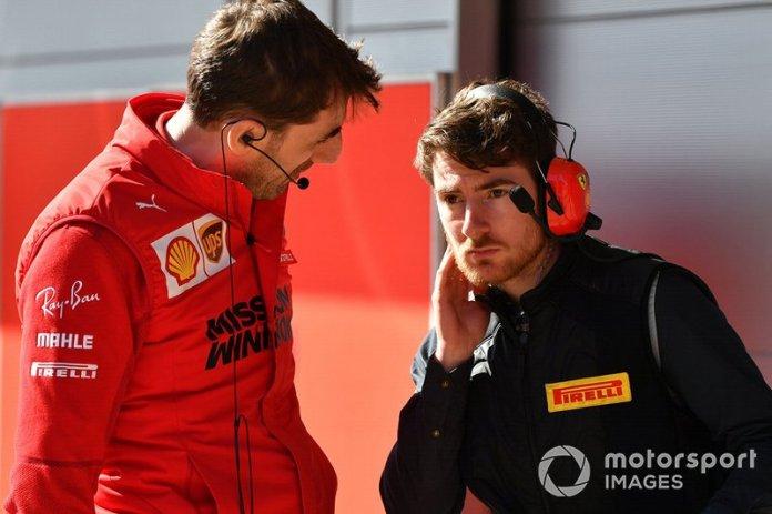 Un ingeniero de Ferrari y Pirelli