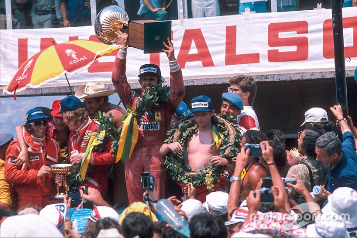 Carlos Reutemann (5 victorias)