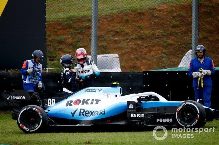 ¿Podrá Kubica ganarle una clasificación a Russell?