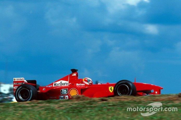 2000 Gran Premio de Brasil