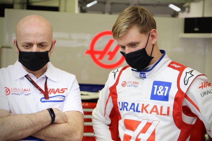 Mick Schumacher, Ekipi Haas F1