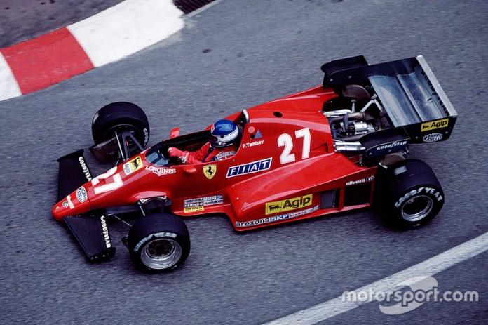 1983: Ferrari 126C2B