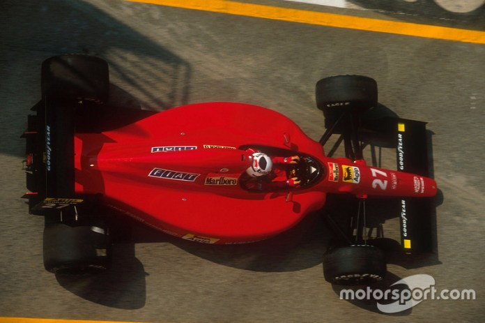 1991: Ferrari F1-91 (Ferrari 642)