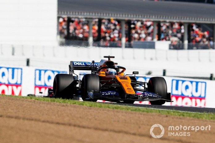 5 - Carlos Sainz Jr., McLaren MCL34