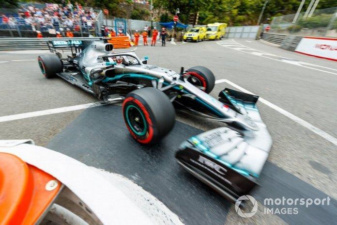 La 85ª llegó en Mónaco, en una vuelta estratosférica