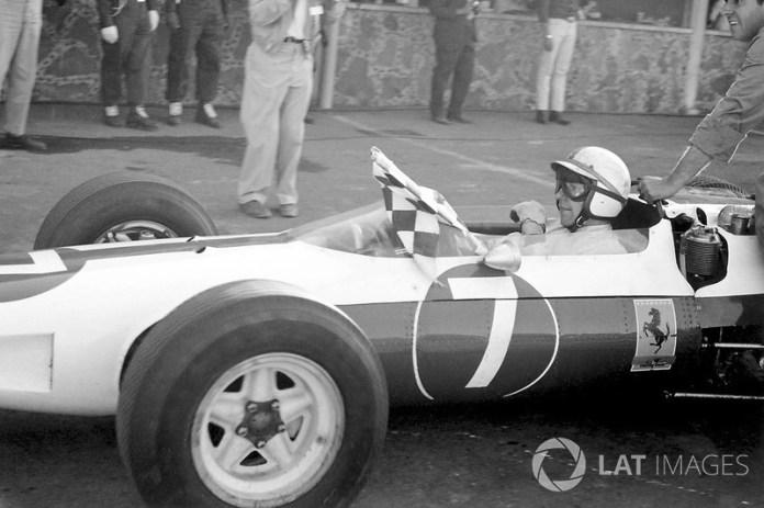 GP de México 1964