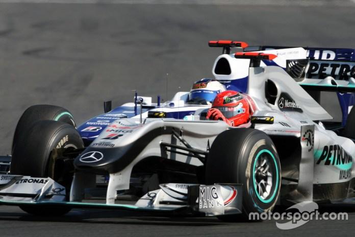 GP de Hungría 2010, EL ROMPIMIENTO CON BARRICHELLO