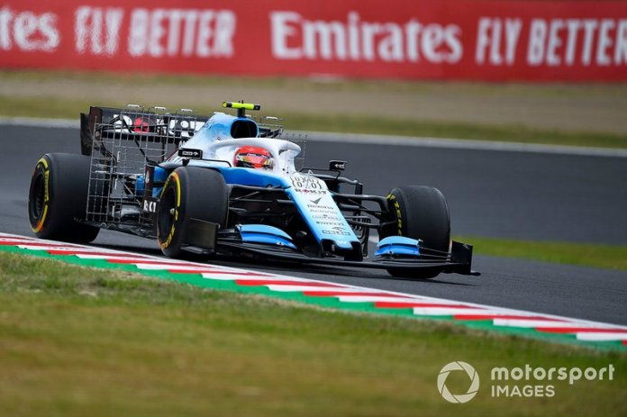 19º Robert Kubica, Williams FW42 (1:30.916)