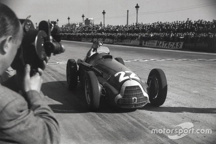 Campeón del Mundo en 1951