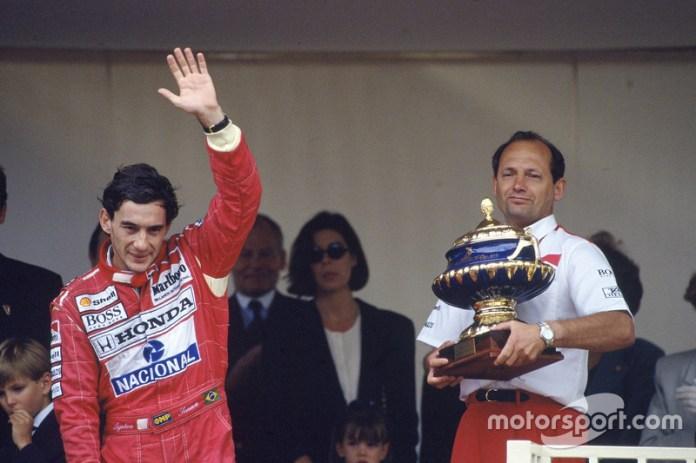 1992 GP de Mónaco