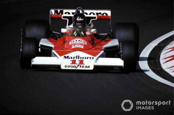 49: James Hunt, McLaren M23